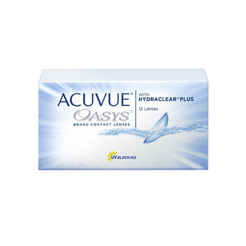 Acuvue Oasys Hydraclear Plus (12)