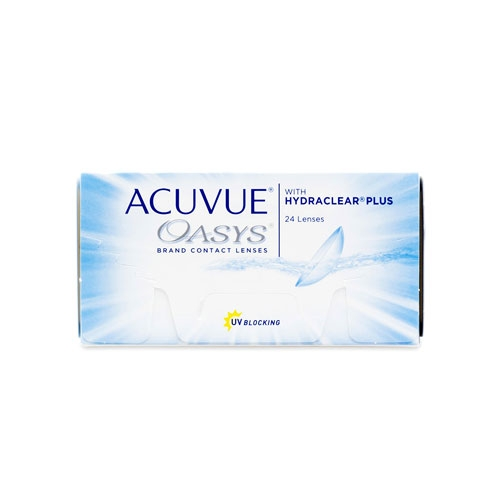 Acuvue Oasys Hydraclear Plus (24)