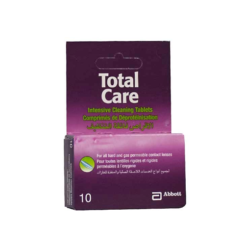Total Care Comprimidos Enzimáticos