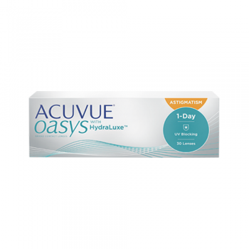 Acuvue Oasys 1 Day for Astigmatism (90)