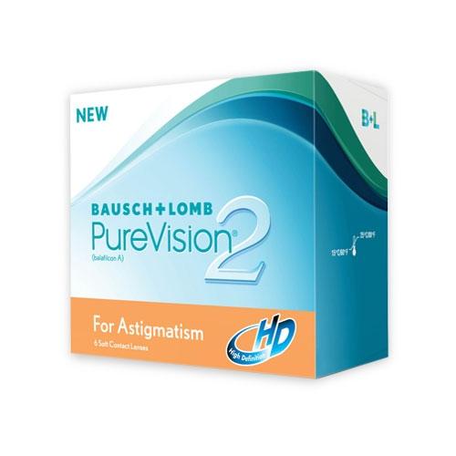 PureVision 2HD Astigmatism (3)