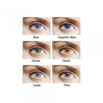 FreshLook Colors (2) -  cores disponíveis