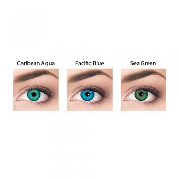 FreshLook Dimensions (2) - cores disponíveis