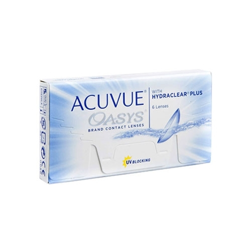 Acuvue Oasys Hydraclear Plus (6)