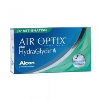 Air Optix Plus Hydraglyde for Astigmatism (6)